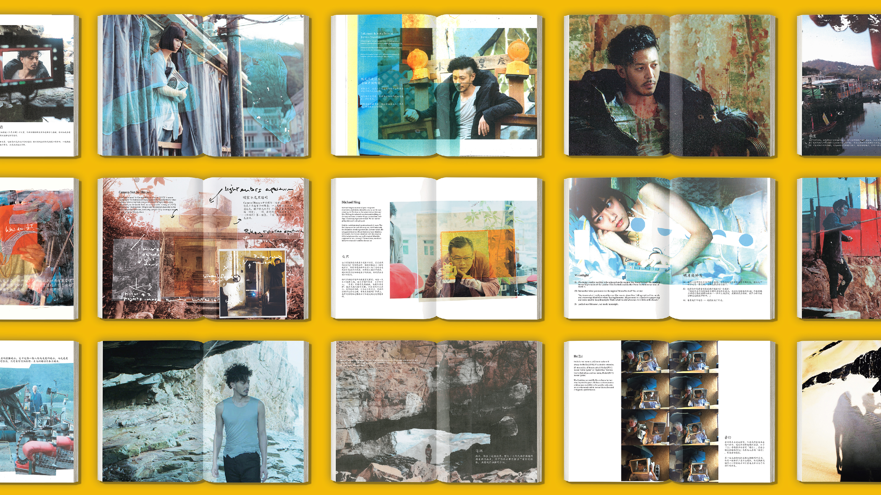 """Pineapple Design Limited - """"The White Girl"""" Special Movie Book"""